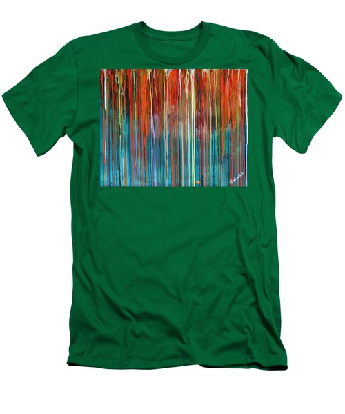 Seed Men's T-Shirt (Slim Fit) by Ralph White