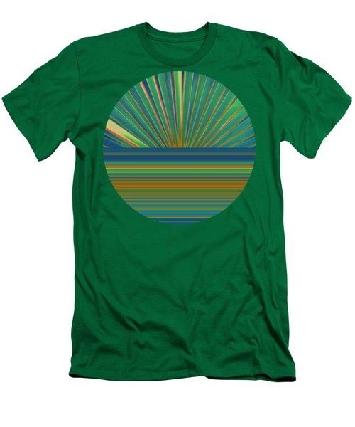 Sunburst Men's T-Shirt (Slim Fit) by Michelle Calkins