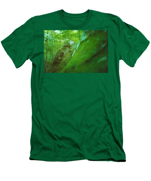 The Emerald Dream Men's T-Shirt (Athletic Fit)