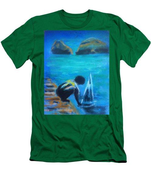 The Launch Sjosattningen Men's T-Shirt (Athletic Fit)