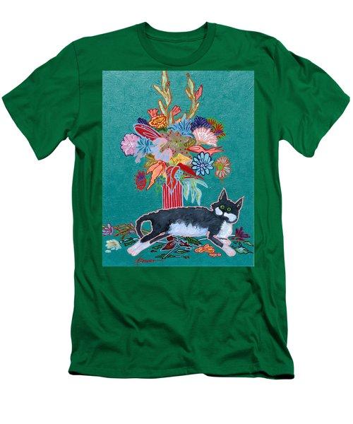 What Flowers Men's T-Shirt (Athletic Fit)