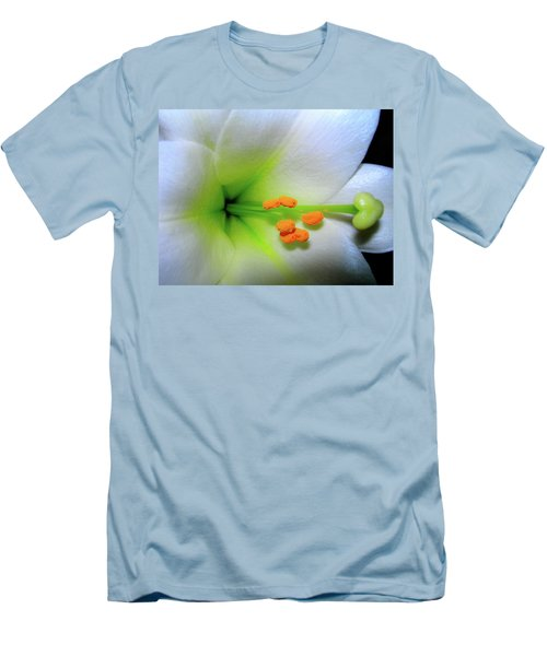 Easter A New Beginning  Men's T-Shirt (Athletic Fit)