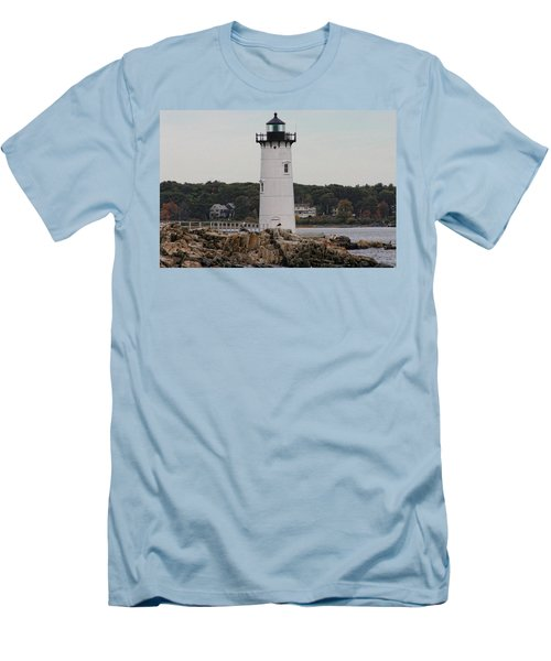 Fort Constitution Light Men's T-Shirt (Athletic Fit)