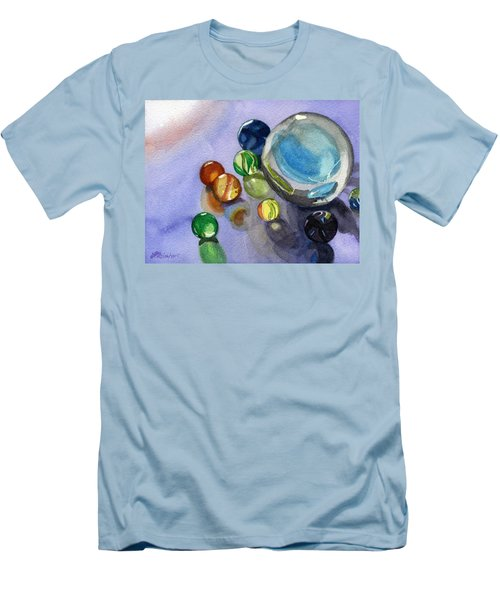 Found My Marbles Men's T-Shirt (Athletic Fit)