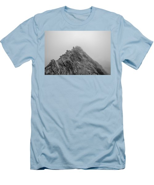 Helvellyn Men's T-Shirt (Athletic Fit)