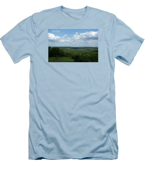 Rolling Hills Men's T-Shirt (Athletic Fit)