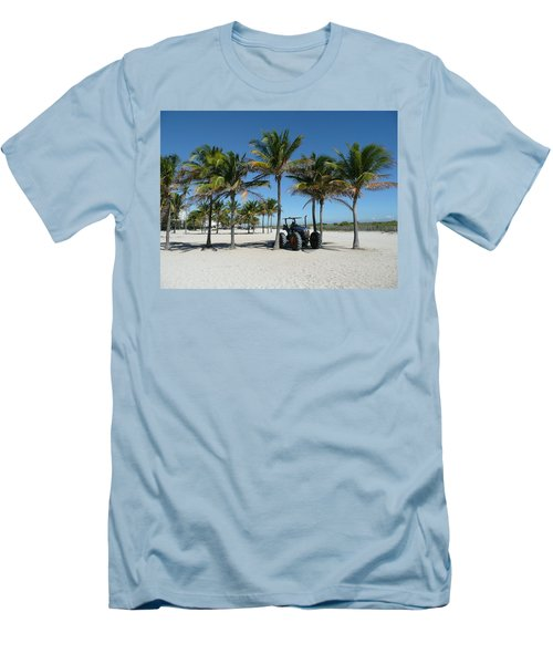 Sand Farm Men's T-Shirt (Athletic Fit)