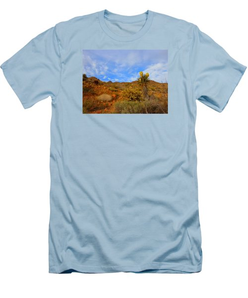 Springtime In Arizona Men's T-Shirt (Athletic Fit)