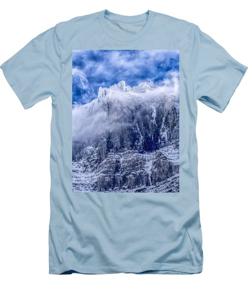 Stone Cold Men's T-Shirt (Slim Fit) by Aaron Aldrich