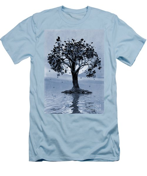 The Tree That Wept A Lake Of Tears Men's T-Shirt (Athletic Fit)