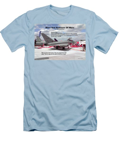 Wars And Rumours Of Wars Men's T-Shirt (Athletic Fit)