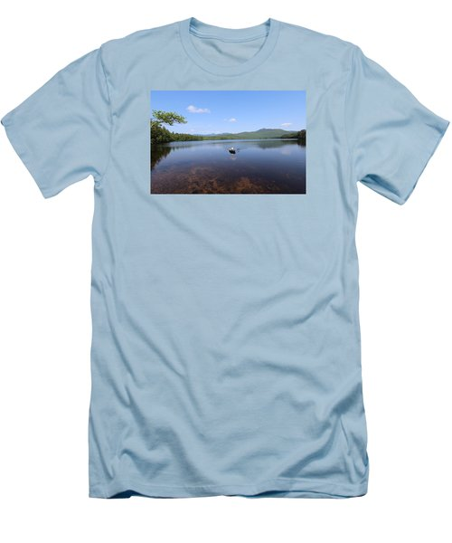 Chocorua Lake  Nh Men's T-Shirt (Athletic Fit)