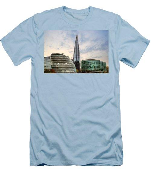 London Men's T-Shirt (Slim Fit) by Joana Kruse