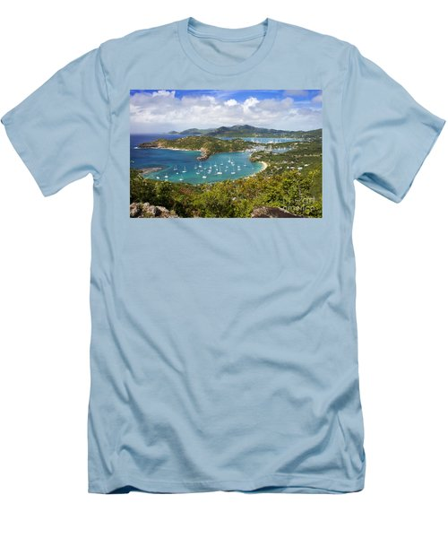 Antigua Men's T-Shirt (Athletic Fit)