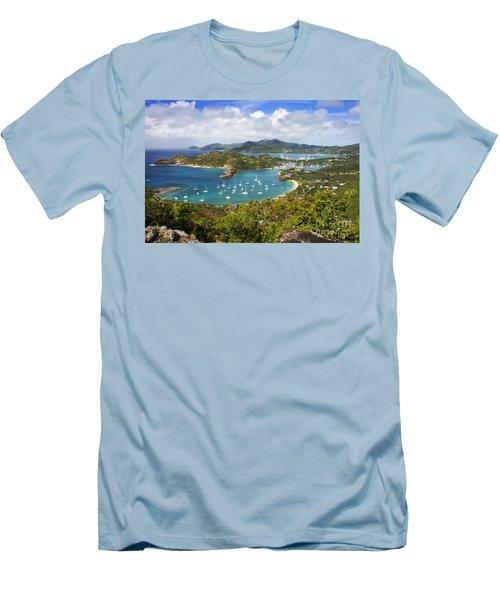 Antigua Men's T-Shirt (Athletic Fit)