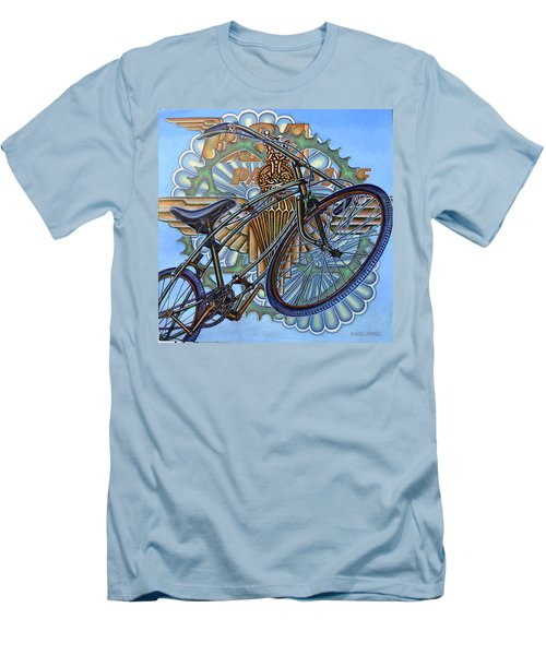Bsa Parabike Men's T-Shirt (Athletic Fit)