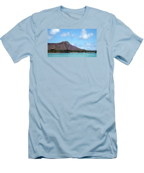 Diamond Head Men's T-Shirt (Athletic Fit)
