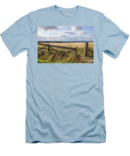 Open Gate Men's T-Shirt (Athletic Fit)