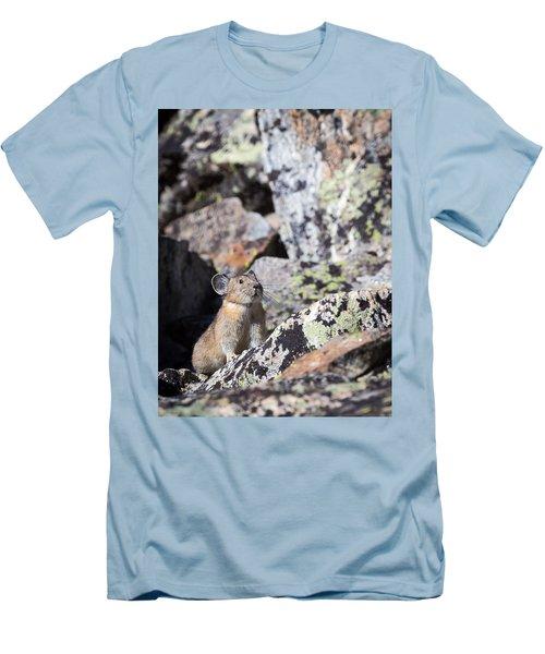 Pika Men's T-Shirt (Slim Fit)