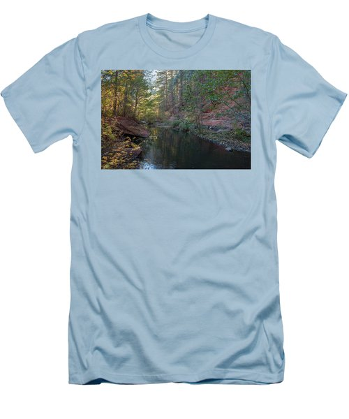 West Fork Men's T-Shirt (Athletic Fit)