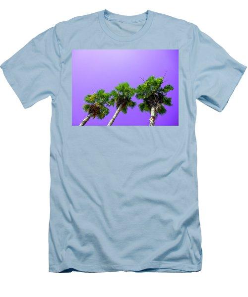 3 Palms Men's T-Shirt (Slim Fit) by J Anthony