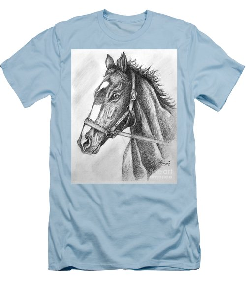 Rachel Alexandra Men's T-Shirt (Athletic Fit)