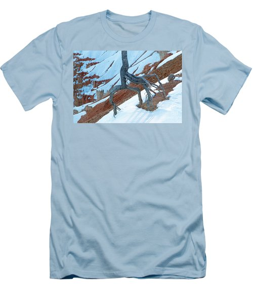 Sunrise Point Bryce Canyon National Park Men's T-Shirt (Athletic Fit)