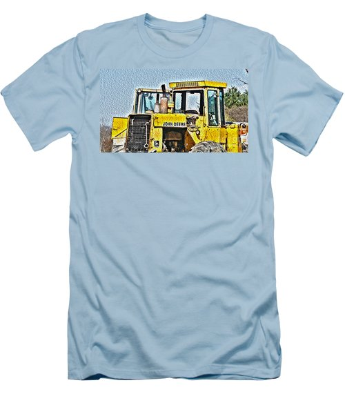 644e - Automotive Recycling Men's T-Shirt (Athletic Fit)