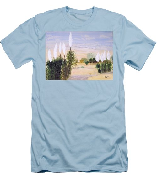 9 Yuccas 2 Men's T-Shirt (Athletic Fit)