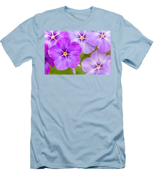 A Beautiful Bunch Men's T-Shirt (Slim Fit) by Heidi Smith