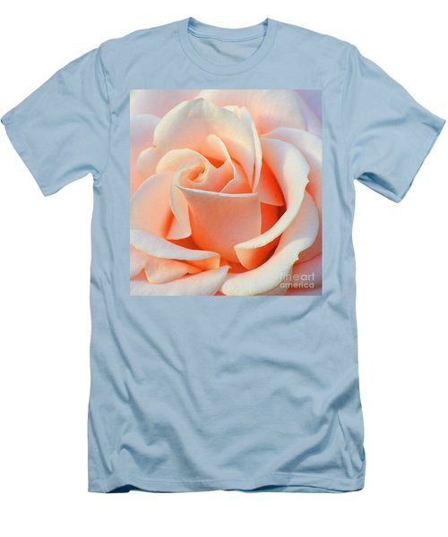 A Delicate Rose Men's T-Shirt (Athletic Fit)