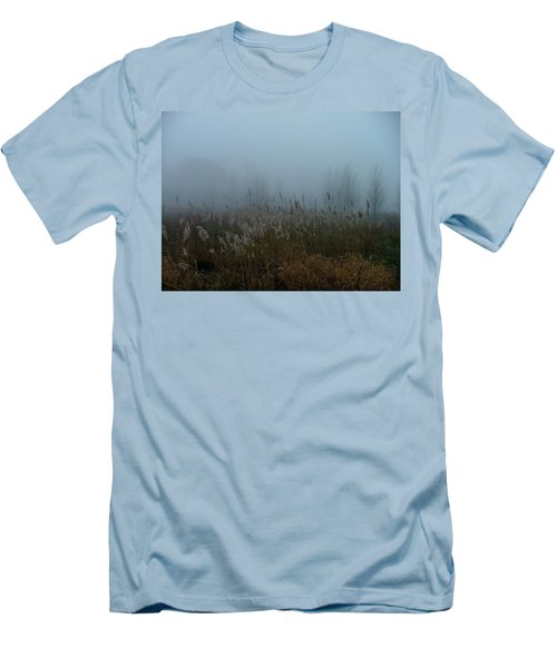 A Morning Fog Men's T-Shirt (Athletic Fit)