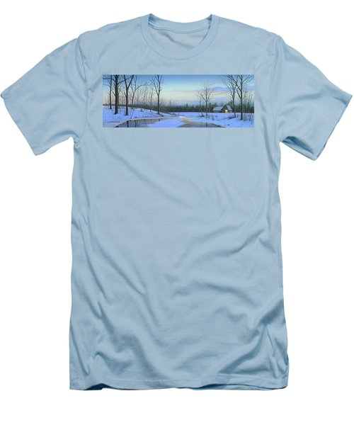 A New Dawn Men's T-Shirt (Slim Fit) by Mike Brown