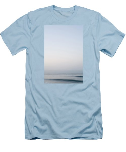 Abstract Seascape 2 Men's T-Shirt (Athletic Fit)
