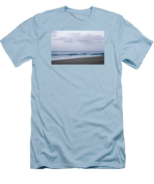 Abstract Seascape No. 09 Men's T-Shirt (Athletic Fit)