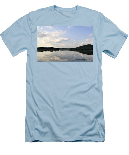 Alabama Mountains Men's T-Shirt (Athletic Fit)