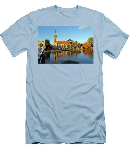 All Saints Church Marlow Men's T-Shirt (Athletic Fit)