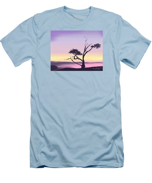 Anacortes Men's T-Shirt (Slim Fit) by Terry Frederick
