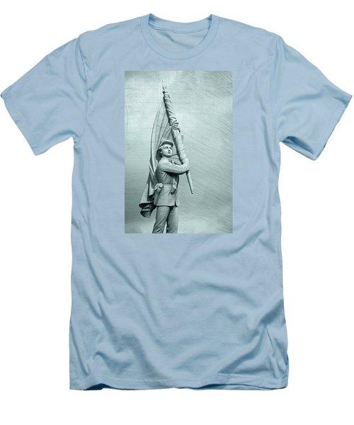 Antietam Civil War Monument Men's T-Shirt (Athletic Fit)