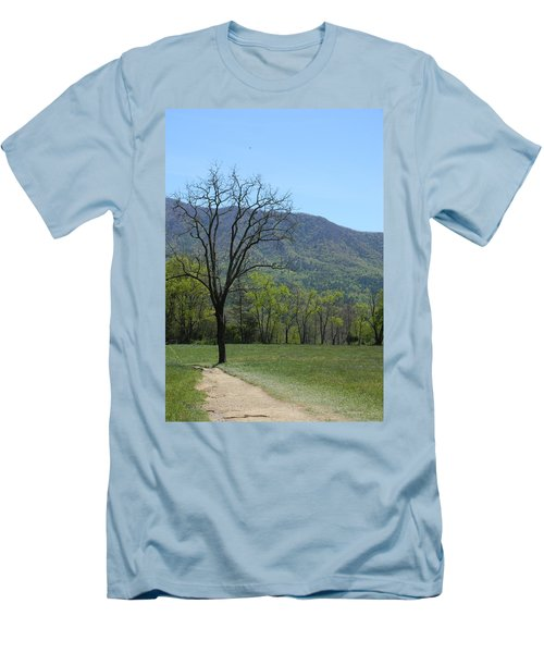 Appalachian Pathway Men's T-Shirt (Athletic Fit)