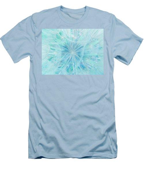 Aqua Salsify Men's T-Shirt (Athletic Fit)