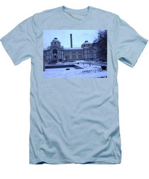 Architecture Men's T-Shirt (Athletic Fit)