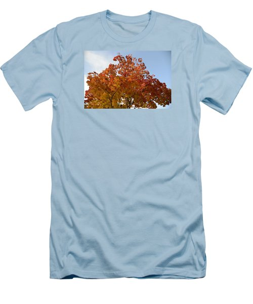Autumn Harmony 1 Men's T-Shirt (Athletic Fit)