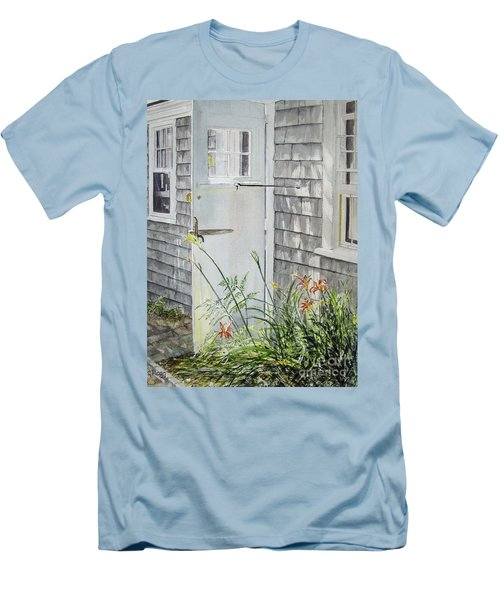 Back Door Nantucket Men's T-Shirt (Athletic Fit)