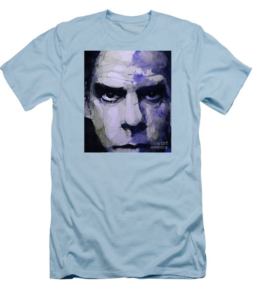 Bad Seed Men's T-Shirt (Slim Fit) by Paul Lovering