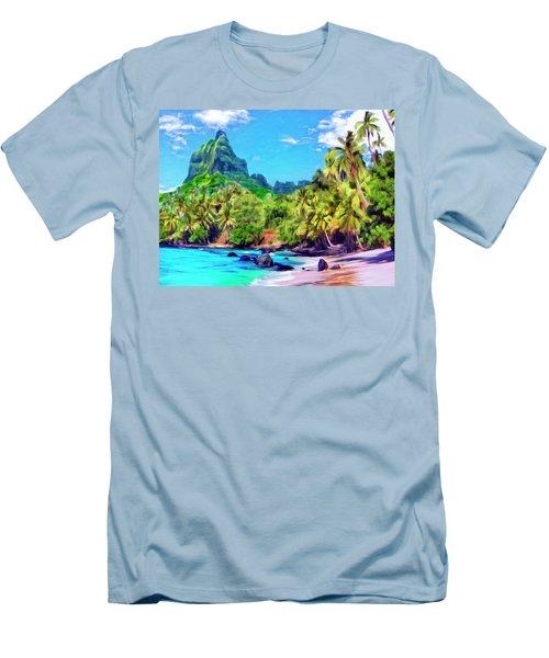 Bali Hai Men's T-Shirt (Athletic Fit)