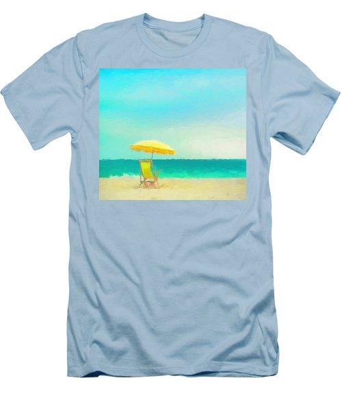 Got Beach? Men's T-Shirt (Slim Fit) by Douglas MooreZart