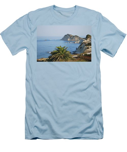 Beautiful Erikousa 1 Men's T-Shirt (Athletic Fit)