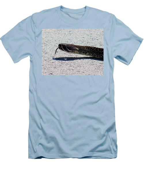 Beware Of Me Men's T-Shirt (Athletic Fit)