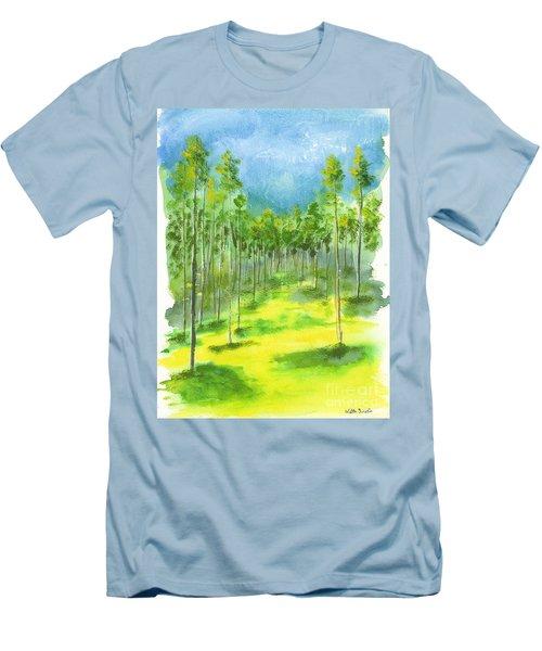Birch Glen Men's T-Shirt (Athletic Fit)